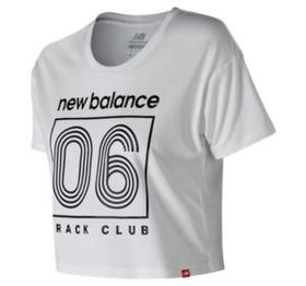 New balance Women's Essentials Tc Cropped Tee