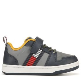 Tommy Hilfiger Kids' Cade Court Low Sneaker Toddle