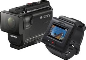 New!Sony - Geek Squad Certified Refurbished HDR-AS