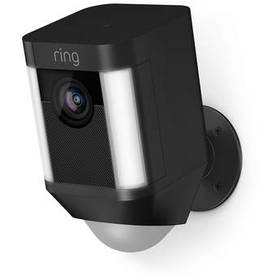 Ring Spotlight Cam 1080p Outdoor Wi-Fi Camera with
