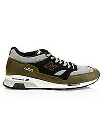 New Balance 1500 Made In UK Sneakers GREEN BLACK