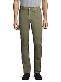 Michael Kors Parker Slim-Fit Jeans FATIGUE