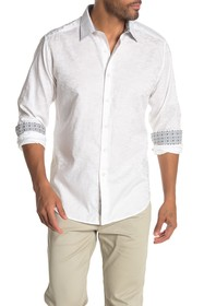 Robert Graham Frontage Long Sleeve Classic Fit Shi