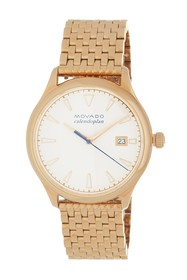 Movado Men's Heritage Bracelet Watch