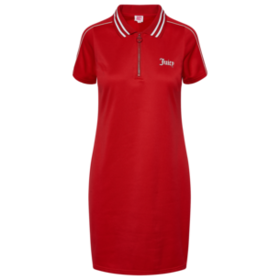 Juicy Half-Zip Tennis Dress