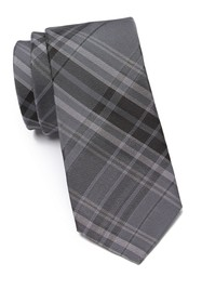 Ben Sherman Oakland Plaid Silk Tie