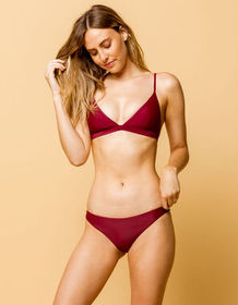 FULL TILT Skimpy Berry Bikini Bottoms_