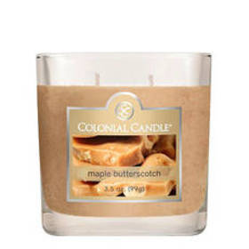 Colonial Candle Maple Butterscotch Candle