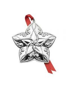 Mikasa 2018 Sterling Star Ornament 22nd Edition