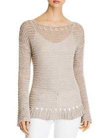 Tommy Bahama - Open-Knit Pullover Sweater