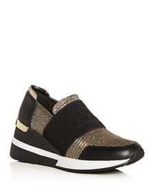 MICHAEL Michael Kors - Women's Felix Slip-On Wedge