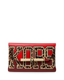 MICHAEL Michael Kors - Bekah Large Animal-Print En