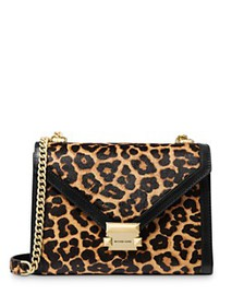 MICHAEL Michael Kors - Whitney Large Cheetah-Print