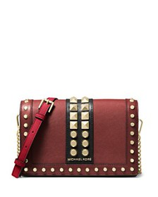 MICHAEL Michael Kors - Jet Set Large Studded Cross