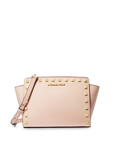 MICHAEL Michael Kors - Selma Medium Studded Messen