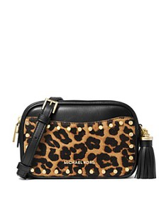 MICHAEL Michael Kors - Jet Set Small Cheetah-Print