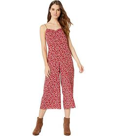kensie Meadow Floral Jumpsuit KS5K8366