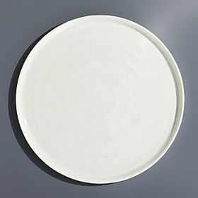 Crate Barrel Cruz Cream Melamine Platter