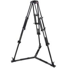 Manfrotto 545GB 3-stage Aluminum Twin Leg Tripod