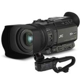 JVC GY-HM170 4KCAM Professional Camcorder with Int