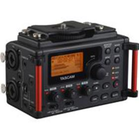 Tascam DR-60D MKII Portable Recorder for DSLR