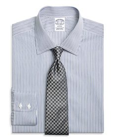 Brooks Brothers Regent Fitted Dress Shirt, Rope St