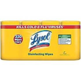 Lysol Disinfecting Wipes, Lemon and Lime Blossom,