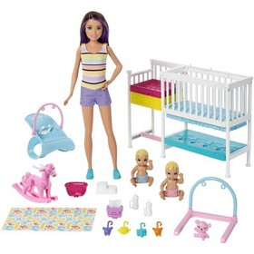 Barbie Skipper Babysitters Inc Nap 'n' N