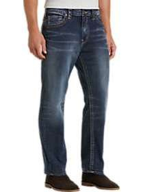 Silver Jeans Co. Hunter Medium Wash Slim Fit