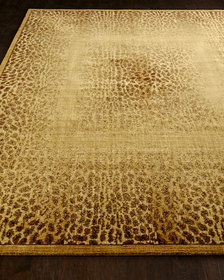Leopard Shadow Rug 3'6 x 5'6