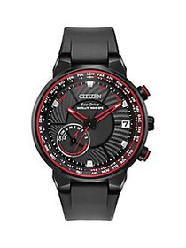 Citizen Satellite Wave GPS Freedom Stainless Steel