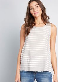 ModCloth ModCloth Playfully Functioning Knit Tank