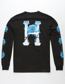 HUF Ice Rose Classic H2 Mens T-Shirt_