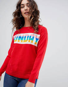 Brave Soul funday sweater