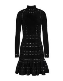 ALEXANDER MCQUEEN - Short dress