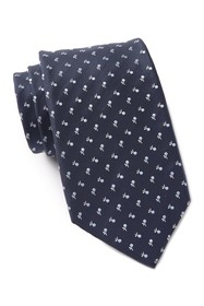 BOSS Silk Flower Tie