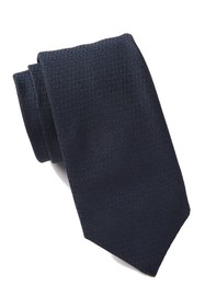 BOSS Silk Tonal Pattern Tie