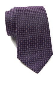 BOSS Silk Rectangles Tie