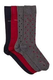 BOSS Sock Gift Set - Set of 4