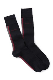 BOSS Back Stripe Crew Socks