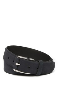 BOSS Catios Nubuck Leather Belt