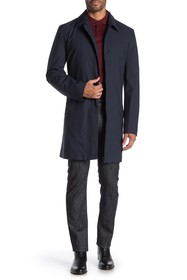 BOSS Morgan Solid Long Coat