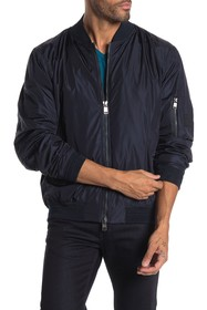 BOSS Costa Front Zip Bomber Jacket