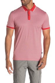 BOSS Philipson Stripe Polo