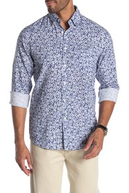 BOSS Relegant Printed Regular Fit Shirt