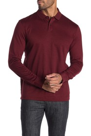 BOSS Long Sleeve Knit Shirt