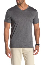 BOSS Short Sleeve V-neck T-shirt