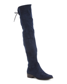 CHARLES BY CHARLES DAVID Over The Knee Boots
