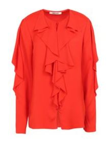 ROBERTO CAVALLI - Solid color shirts & blouses