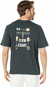 Tommy Bahama Flow Chart Tee